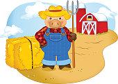 Farmer Pig