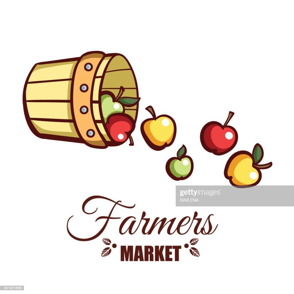 Farmers_Market_Bucket_Of_Apples