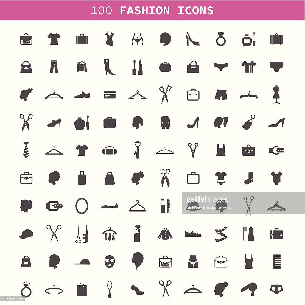 Fashion an icon