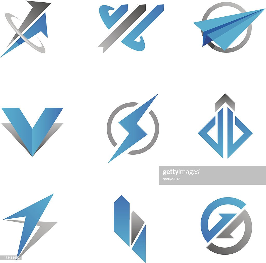Fast business symbol