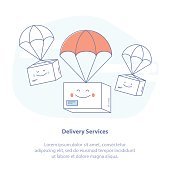 Fast Delivery Service, Parcels Delivery