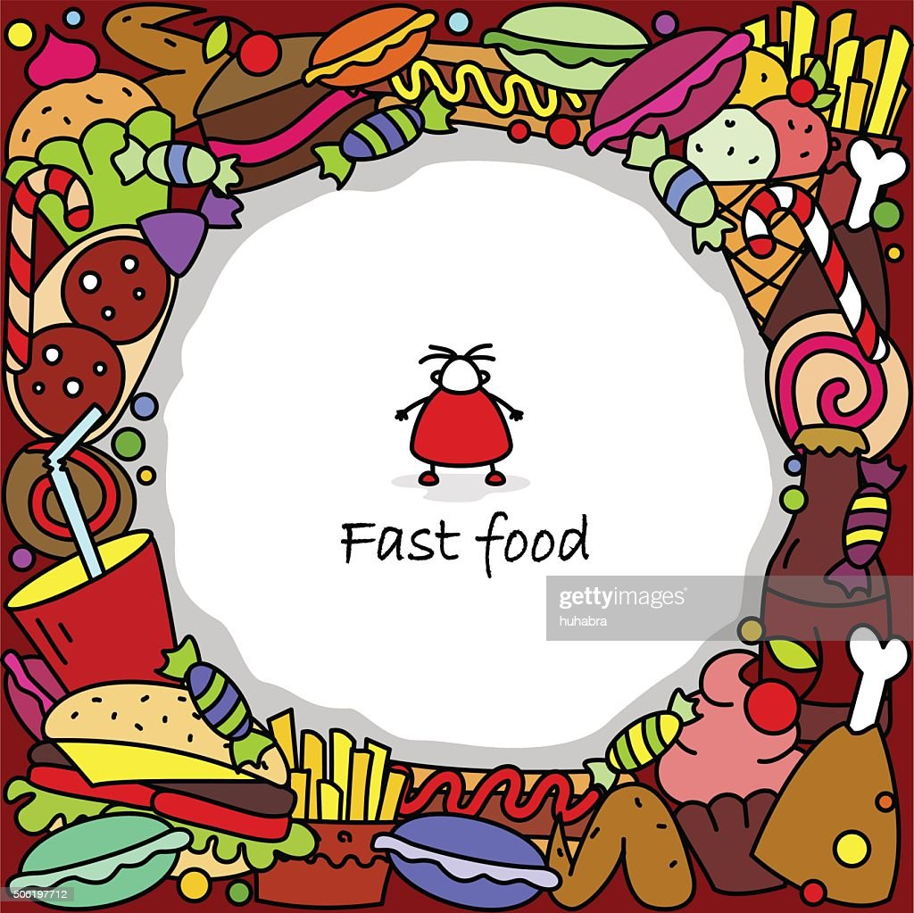 Fast food in a circle