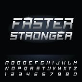 fast strong alphabet
