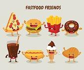 Fastfood friends