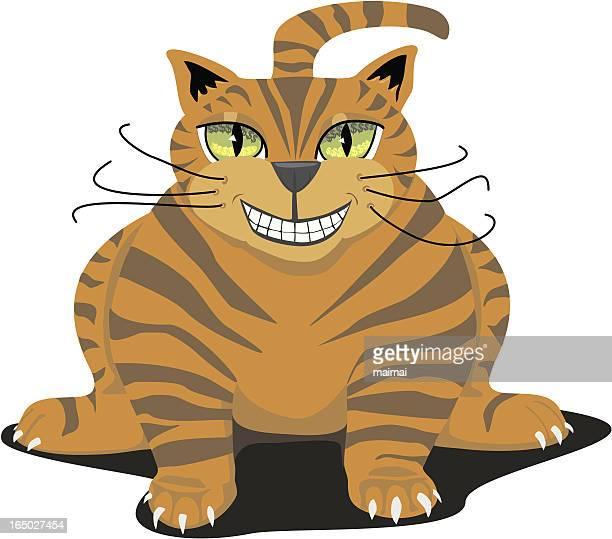 ilustraciones, imágenes clip art, dibujos animados e iconos de stock de grasa con dinero ojos de gato - stealth