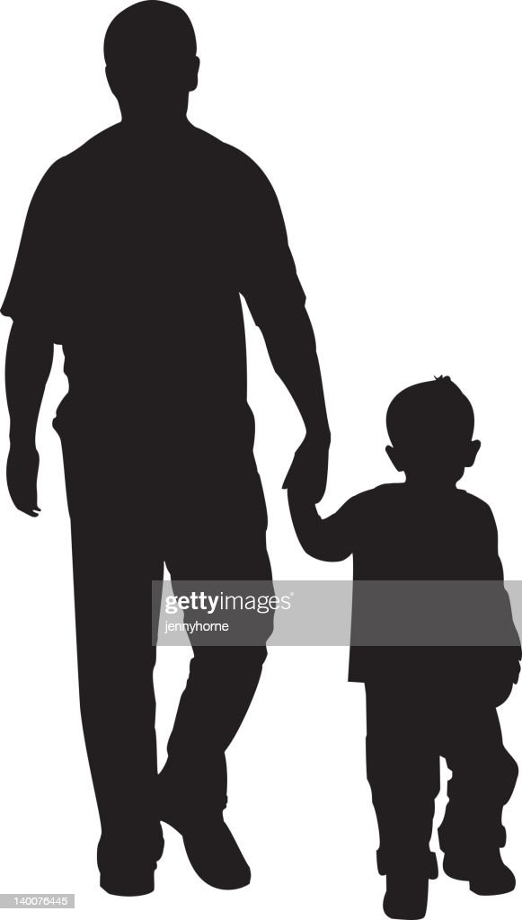 Father and son