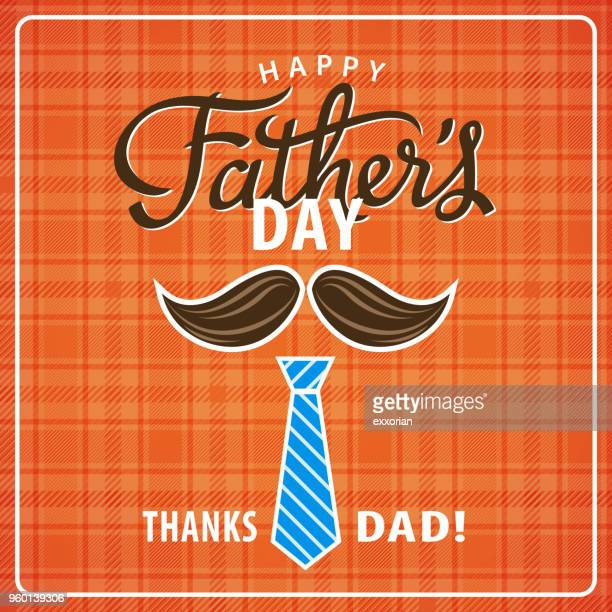 father's day celebration - fathers day stock illustrations