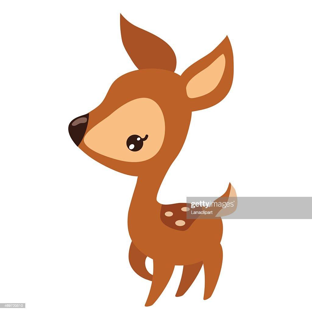 baby deer clip art free vector baby deer 292 graphics clipart me rh clipart me Cartoon Baby Deer baby deer clipart black and white