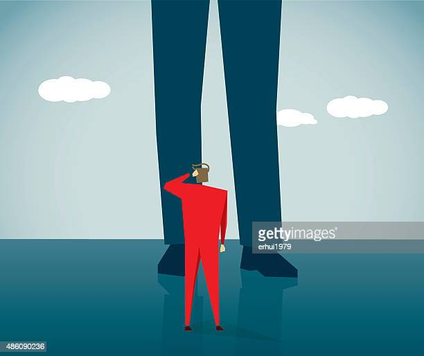 fear - giant stock illustrations, clip art, cartoons, & icons