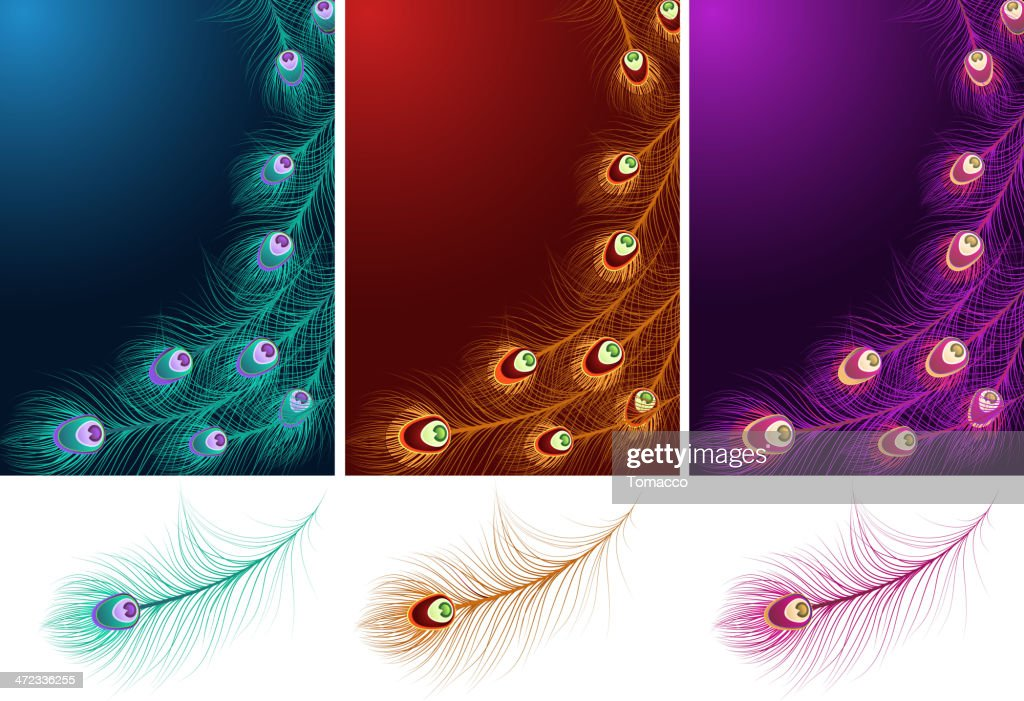 Feather Patterns 2