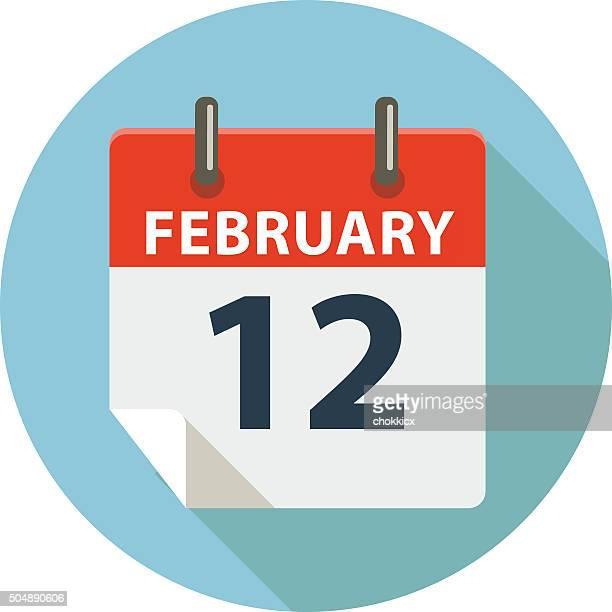 February 12 - Abraham Lincoln's Birthday