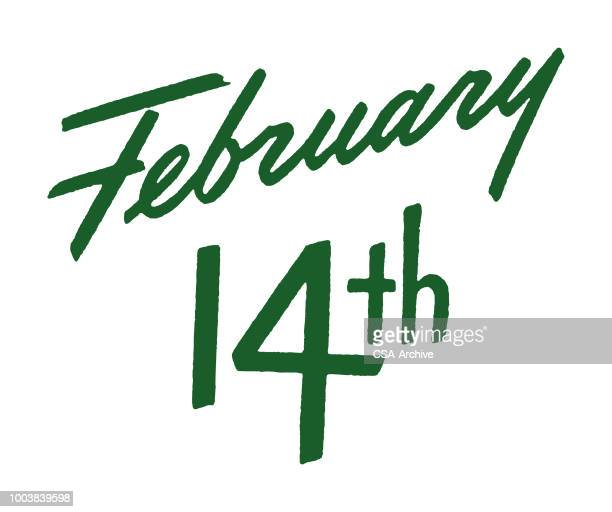 february 14th - circa 14th century stock illustrations, clip art, cartoons, & icons