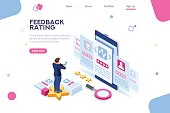 Feedback Online Rating Template
