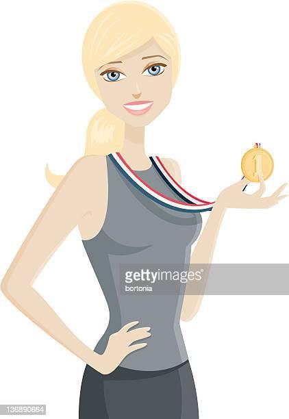 Female Gold Medallist
