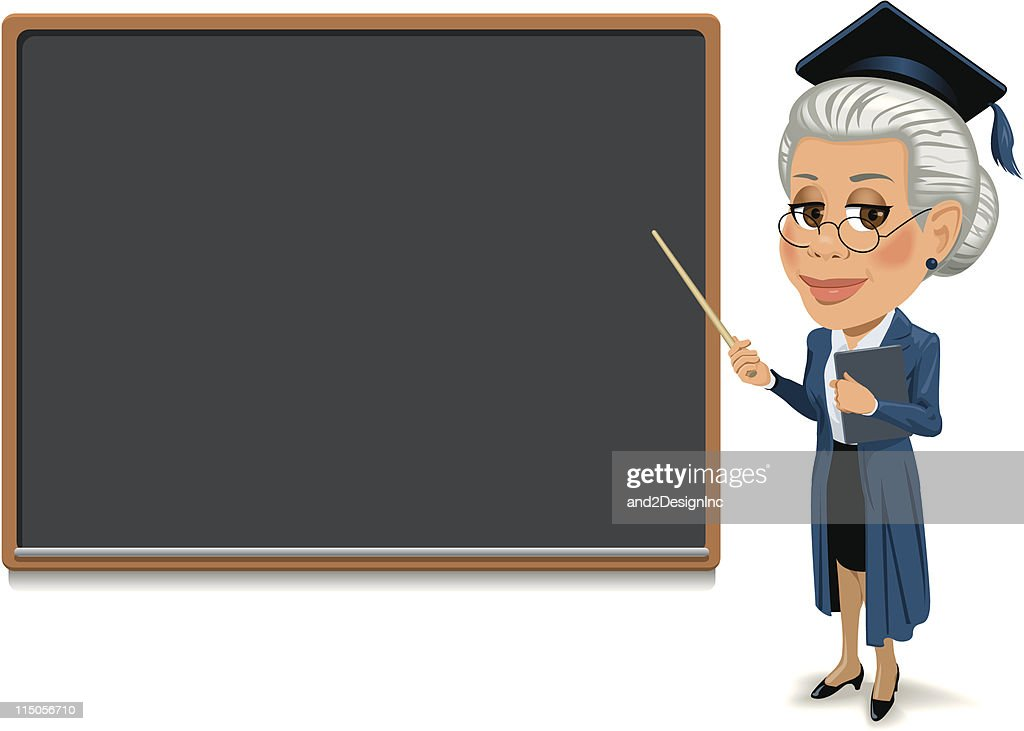 Female professor