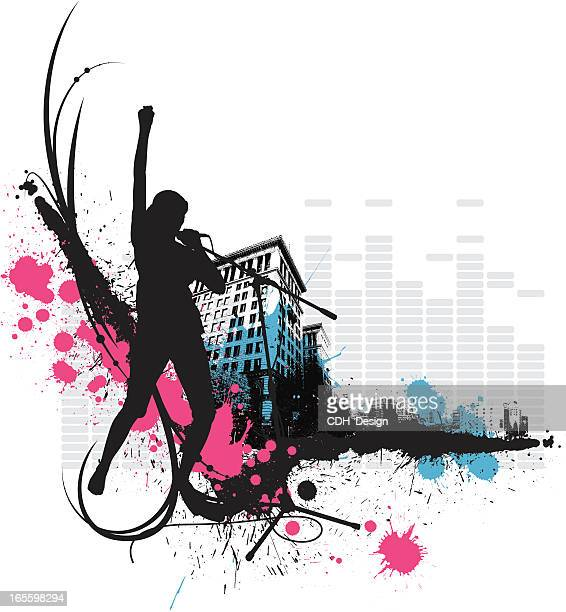 Female Urban Singer