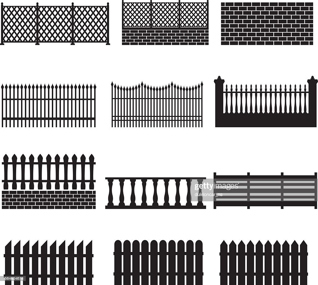 Fence Icons
