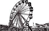 Ferris Wheel at State Fair