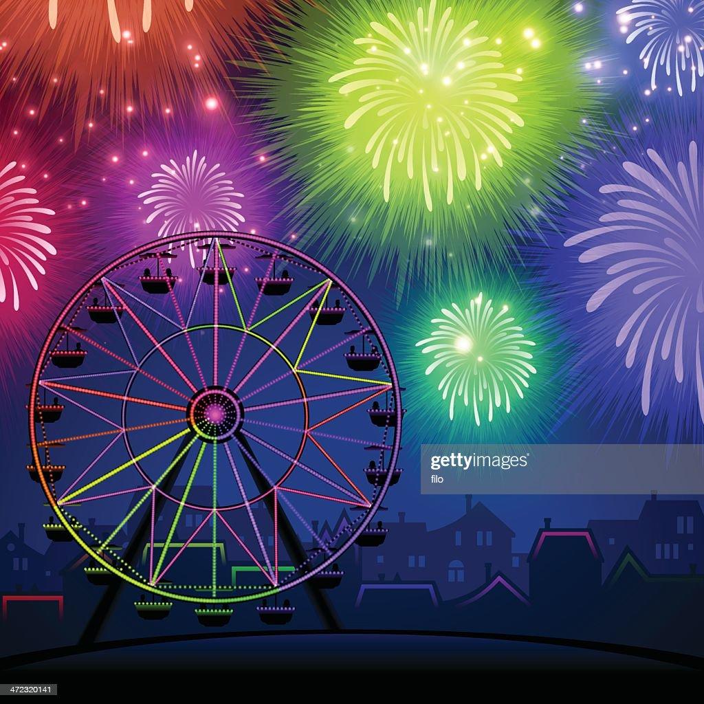 Festival Fireworks