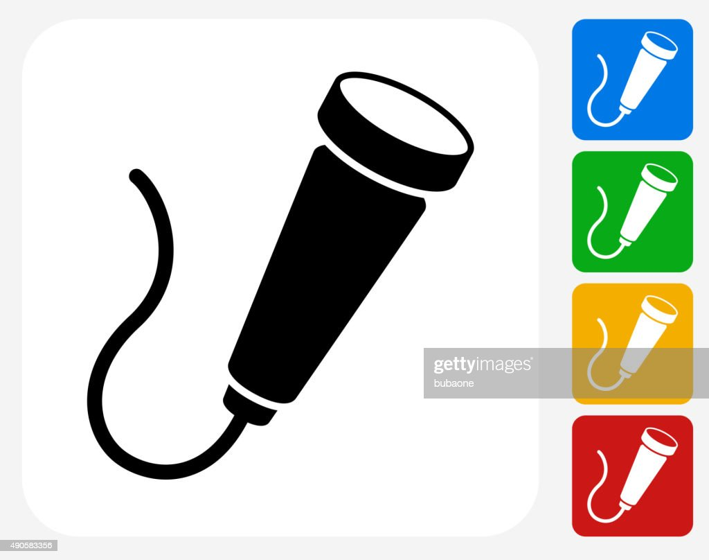 Fetal Stethoscope Icon Flat Graphic Design : stock illustration