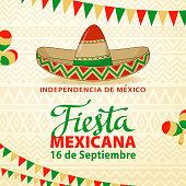 Fiesta Mexicana Background