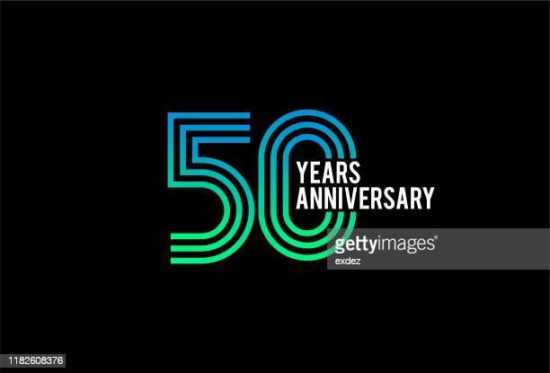50周年記念デザイン - 50周年点のイラスト素材/クリップアート素材/マンガ素材/アイコン素材