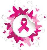 Fight against Cancer concept illustration