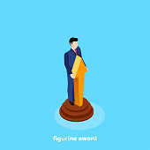 figurine award