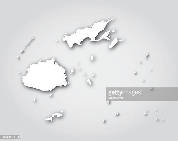 Fiji Silhouette White