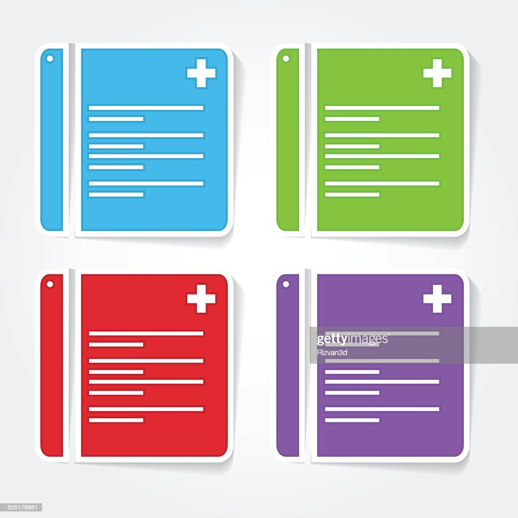 File Colorful Vector Icon Design