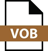 File Name Extension VOB Type