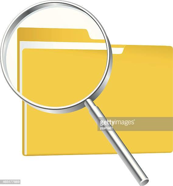 datei suchen - card file stock-grafiken, -clipart, -cartoons und -symbole