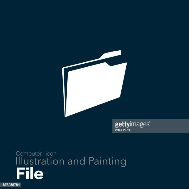 file - filing cabinet stock illustrations, clip art, cartoons, & icons