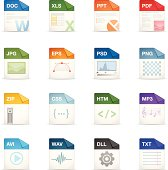 Filetype Icons
