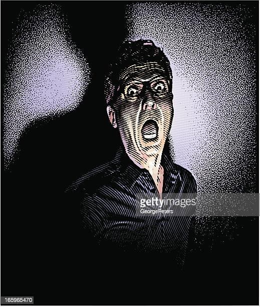 Film Noir Scream