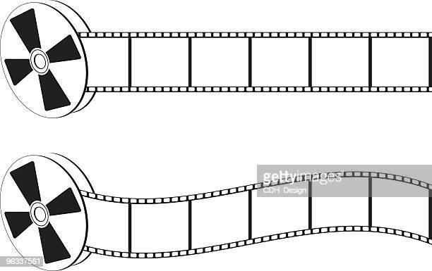 Film Reel ~ Vector