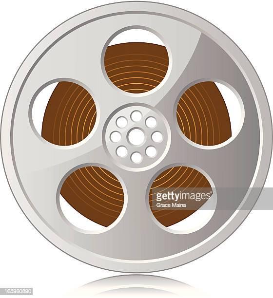Film roll - VECTOR