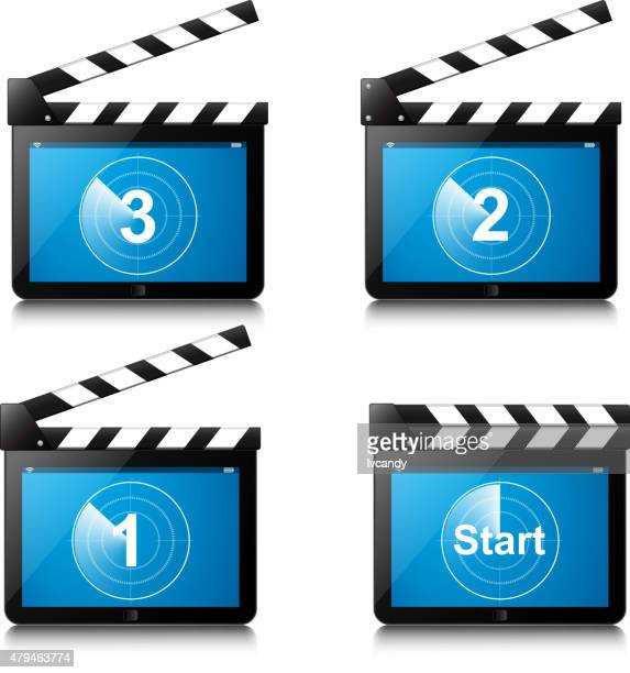 Schiefer Film countdown
