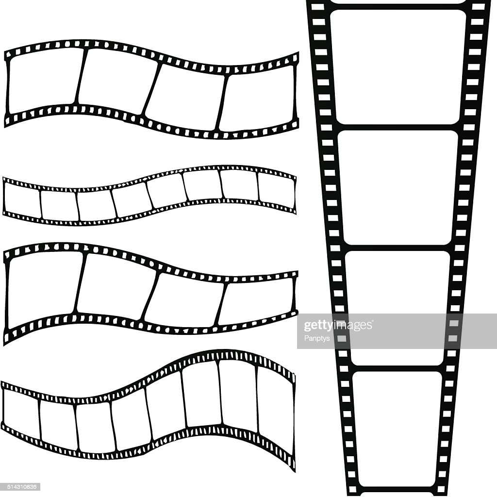 Film strip set.