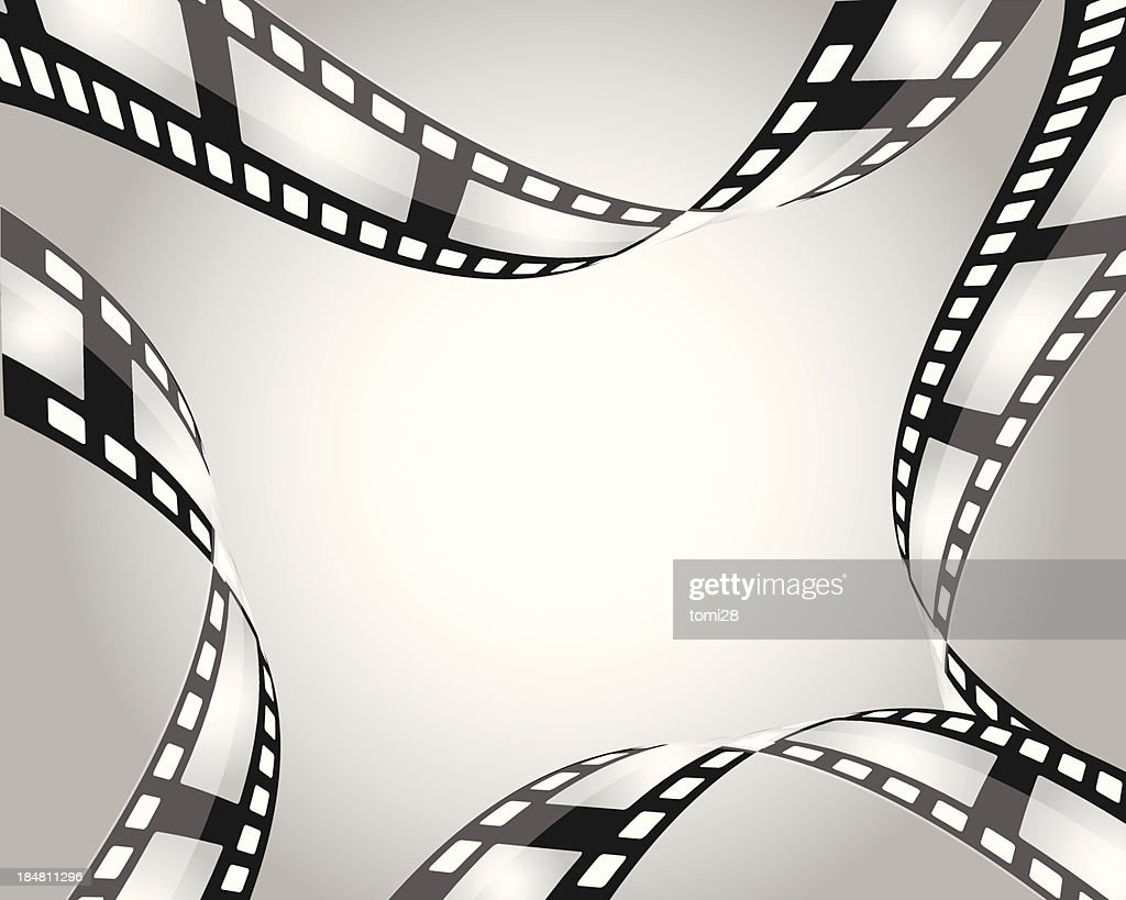 film strip vector background high res vector graphic getty images 2