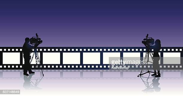 Film Video Television Production Background