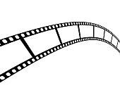 Filmstrip illustration vector illustration