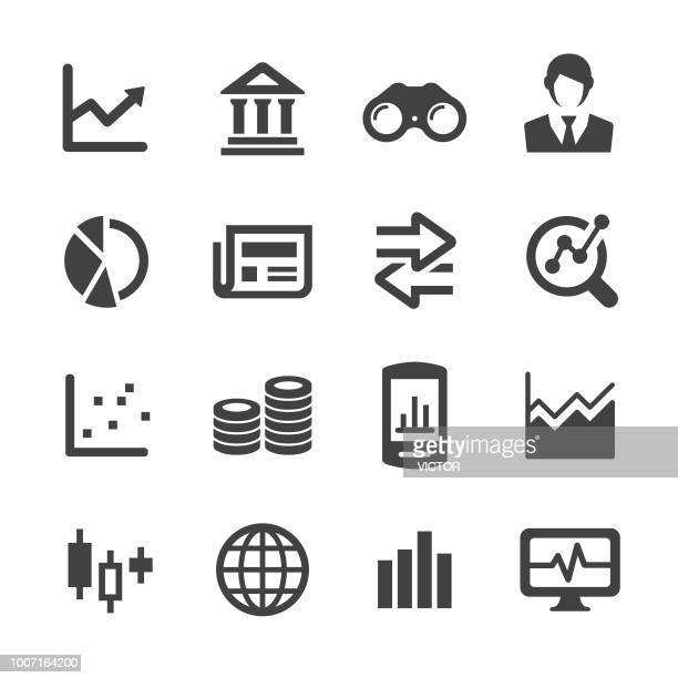 Finance and Investment Icons - Acme Series