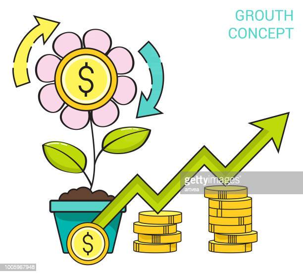 Finance Grouth Conept
