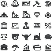 Finance Icons Set - Smart Series