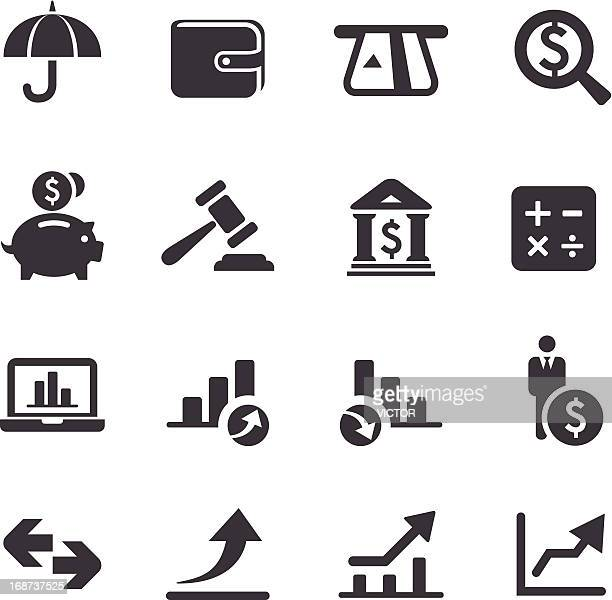 Finance Icons-Acme Series