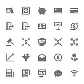 Finance Vector Icons 3