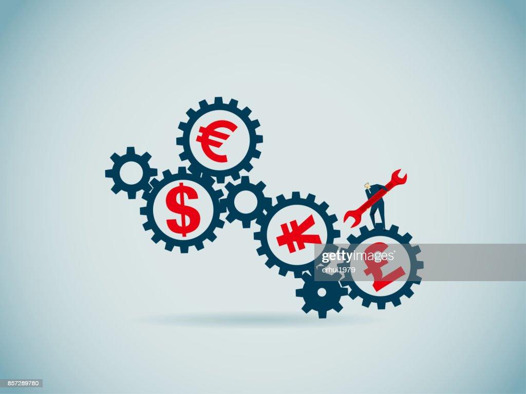 finance : stock illustration