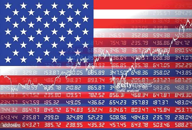 USA financial background