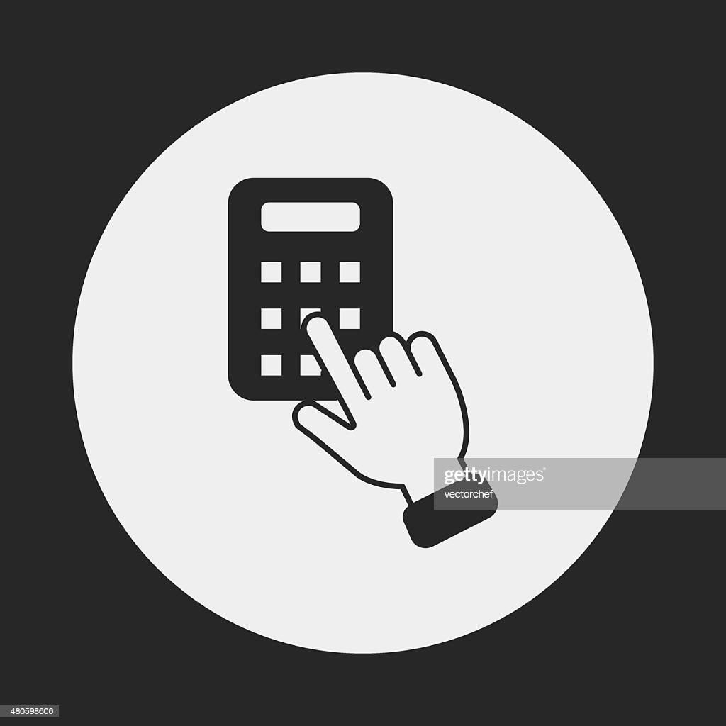 financial bank ATM icon : Vector Art